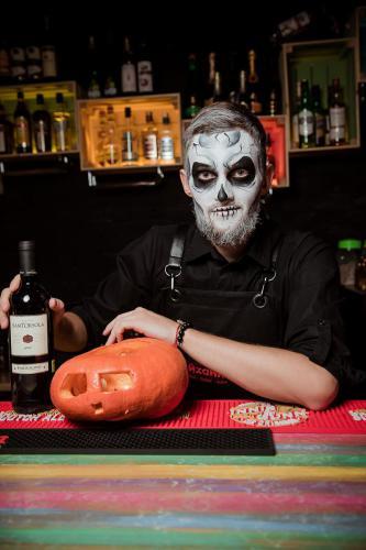 Хэллоуин в Чайхане
